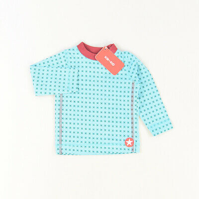 Camiseta color Azul marca Kik Kid 3 Meses  515738