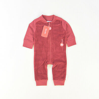 Pelele color Granate marca Kik Kid 3 Meses