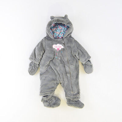 Buzo color Gris marca Tuc Tuc 3 Meses  515969