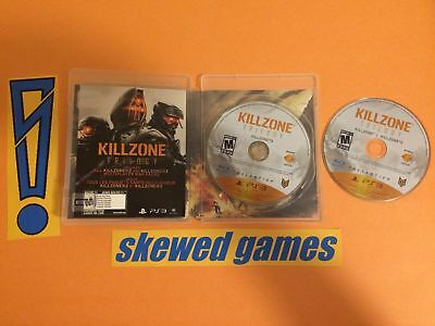 Killzone Trilogy Collection - 2 Disc - PS3 PlayStation 3 Sony