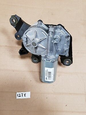 2014 RENAULT CAPTUR 5 Door Hatchback Valeo Rear Wiper Motor 287105483R