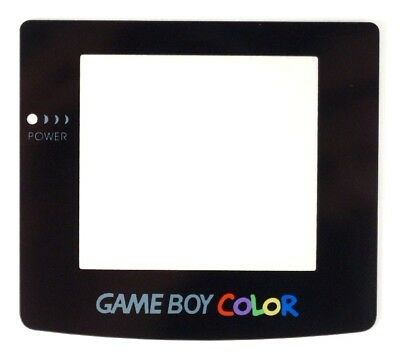 Nintendo Game Boy Color Display Scheibe Screen aus Echtglas