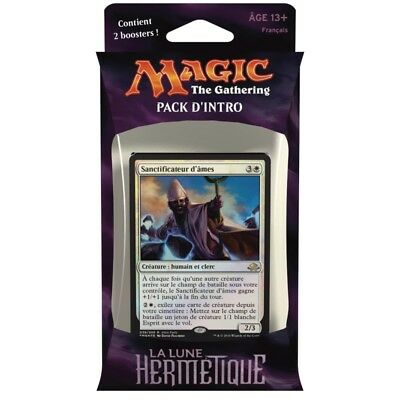 "Magic La Lune Hermetique Intro Packs ""Alliances Improbables"" VF"