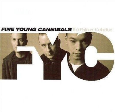 Fine Young Cannibals - The Platinum Collection [New & Sealed] CD