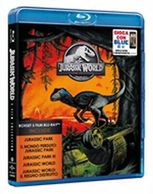 Jurassic 5-Movie Collection (5 Blu-Ray Disc)