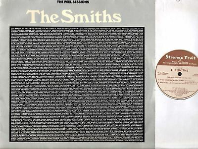 """THE SMITHS the peel sessions (UK Original) 12"""" EX-/VG Indie Rock, SFPS055, 45RPM"""