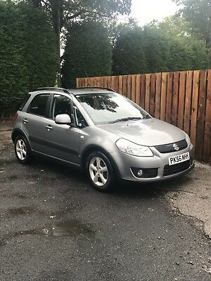 2006 Suzuki SX4 1.9 DDiS 5dr Full MOT 2 KEYS keyless entry/start