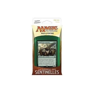 "Magic Le Serment des Sentinelles Pack Intro ""Effort Concerté"" VF"