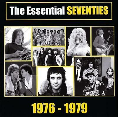The Essential Seventies: 1976 - 1979 (Various Artists) [New & Sealed] 2 CDs