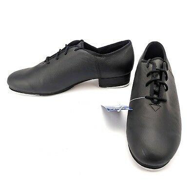 Sansha T-Mega Black Tap Shoes Unisex 13 Size US Women 12, US Men 8.5, EU 42