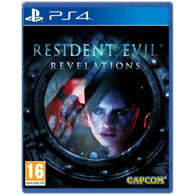Resident Evil Revelations Hd Remake (PlayStation 4)
