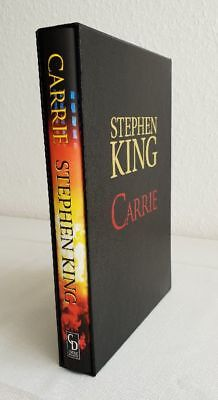 Stephen King, Carrie, Cemetery Dance, Gift Edition, NEW
