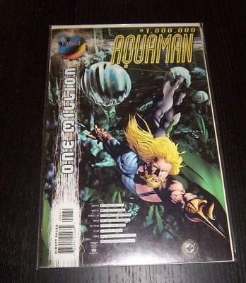 Aquaman - 1,000,000 / One Million The Banks And Shoals Of Time- 1998  Exc. Cond