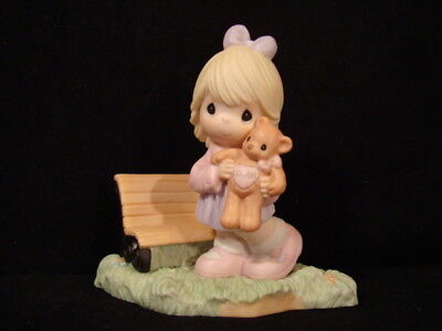 Precious Moments **RARE EBAY EXCLUSIVE FIGURINE** #1 Of Set Of 3-LE 2003