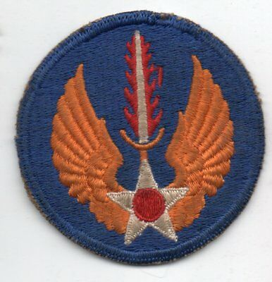 World War II US Army Air Force In Europe AAF Patch