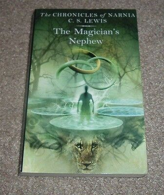 The Magicians Nephew Book