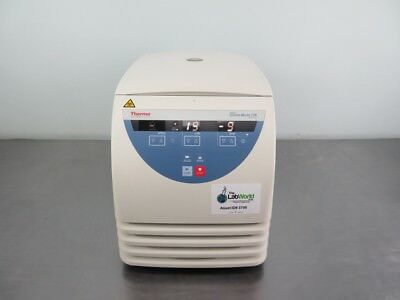 Thermo Sorvall Legend Micro 17R Microcentrifuge with Warranty SEE VIDEO