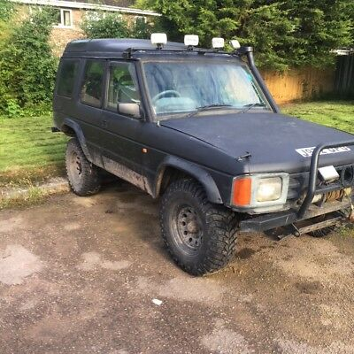 land rover discovery 200tdi 1992