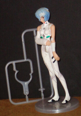 """Evangelion 4"""" Rei in Bandages figure by Bandai"""