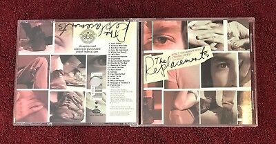 The Best Of The Replacements ~ Don't You Know Who I Think I Was 2006 Us Cd Promo