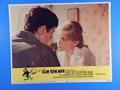 Sue Lyon SET OF 8 Original Flim Flam Man 11X14 Lobby Cards George C Scott LC
