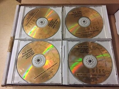 Maricopa County, AZ *Phoenix* All Recorded Plat Maps 1886-1999 ...20 CD's!