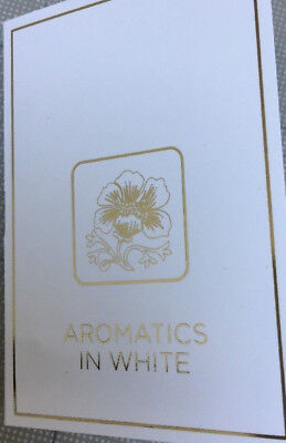 Clinique Aromatics In White Eau De Parfum 1.5ml Travel / Sample Size