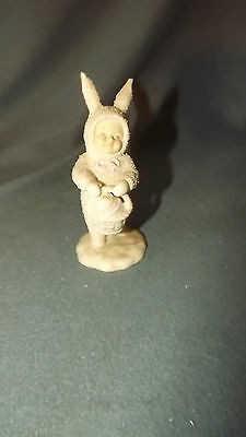 Springtime Stories of the Snowbunnies Dept 56 Picking Easter Eggs # 3