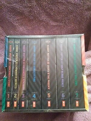 Harry Potter Box Set (#'S 1-7) BRAND NEW-UNOPENED SET