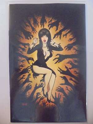 Elvira Mistress of the Dark #2 F Virgin Cover Dynamite NM Comics Book