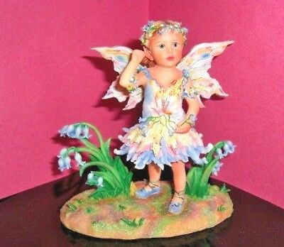 Rare Christine Haworth faerie/fairy /angel whispers Ltd Ed figurine
