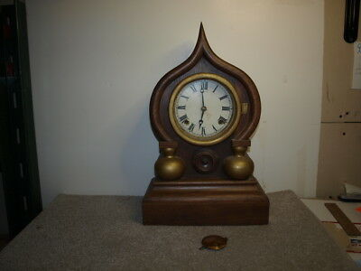 Rare Ingraham Clock