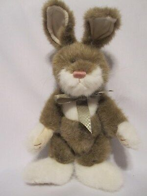 """Boyd's Bears Plush Bunny ~ STANLEY R. HARE ~  LARGE 12"""" ~   with Tags"""