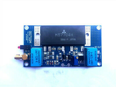 RF POWER AMPLIFIER Board Transceiver Circuit PCB board with 20W M57704H  Module