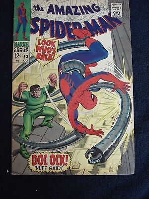 The Amazing Spider-Man  53