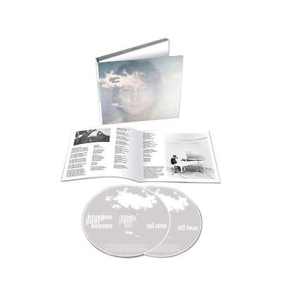 JOHN LENNON 'IMAGINE - ULTIMATE COLLECTION' (Remastered) 2 CD Deluxe (2018)