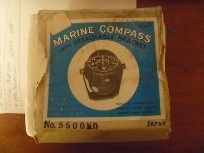 WOW! Quality YCM Brand Marine Compass still in original packaging