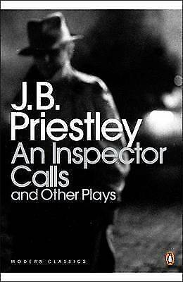 An Inspector Calls And Other Plays Book By J.B. Priestley Paperback Drama 2001