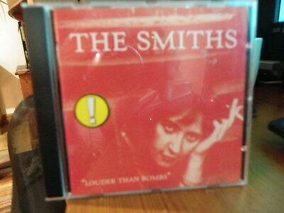 The Smiths - Louder Than Bombs(1993) CD