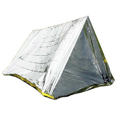 Emergency Tent Lifesaving Camping Hiking Rescue Space Blanket Cover Thermal New