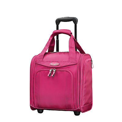 Samsonite Small Rolling Underseater Fresh Pink - Luggage