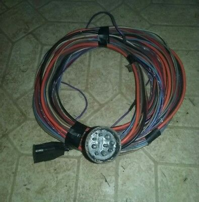 Universal Wire Harness Carburated on