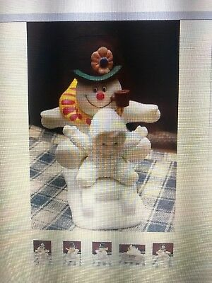 Department 56 Snowbabies. Fun With Frosty. NIB