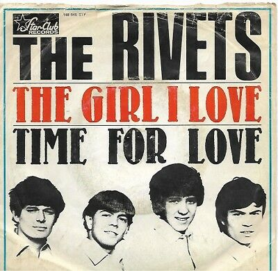 The Rivets-The Girl I Love