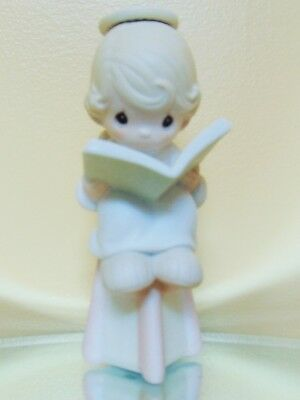 "New Enesco Precious Moments ""Sitting Pretty"" Collectible Figurine"