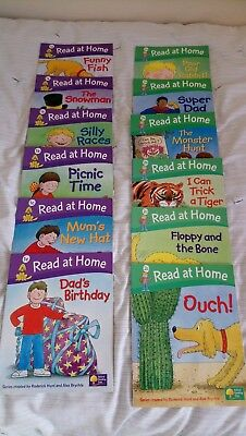 Read at Home Books Stage 1and 2