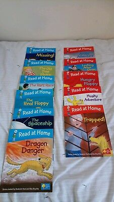 Read At Home Books Stage 3 And 4