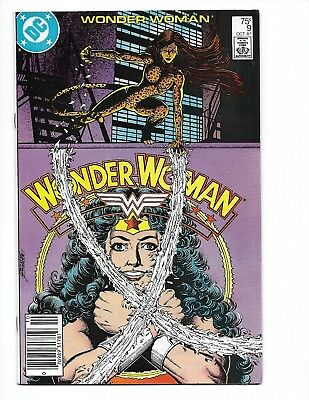 Wonder Woman 9 (vol 2), First Appearance of Cheetah
