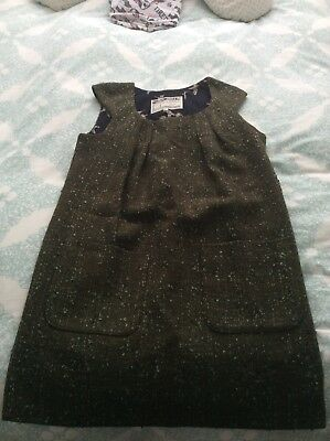 Ladies Tom Joules Rawlyn Tweed tunic dress - Size  10