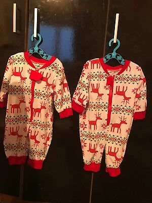 Twins Xmas All In One 6 Mths